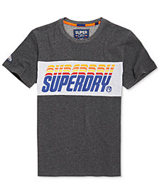 Superdry Men's Triple Logo T-Shirt