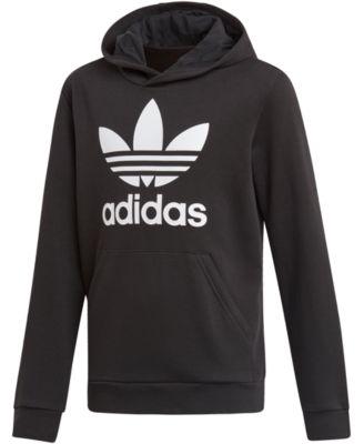 adidas Boys Pullover Logo Sweatshirt