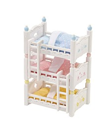 Critters - Triple Baby Bunk Beds