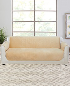 Sure Fit Elegant Vermicelli Sofa Furniture Protector