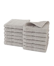Martex Purity 12-Pc. Washcloth Set