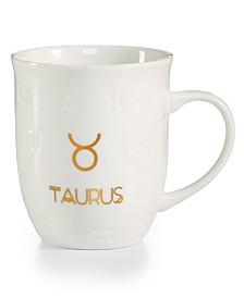 Tri-Coastal Design Taurus Zodiac Mug
