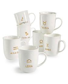 Tri-Coastal Design Zodiac Mugs