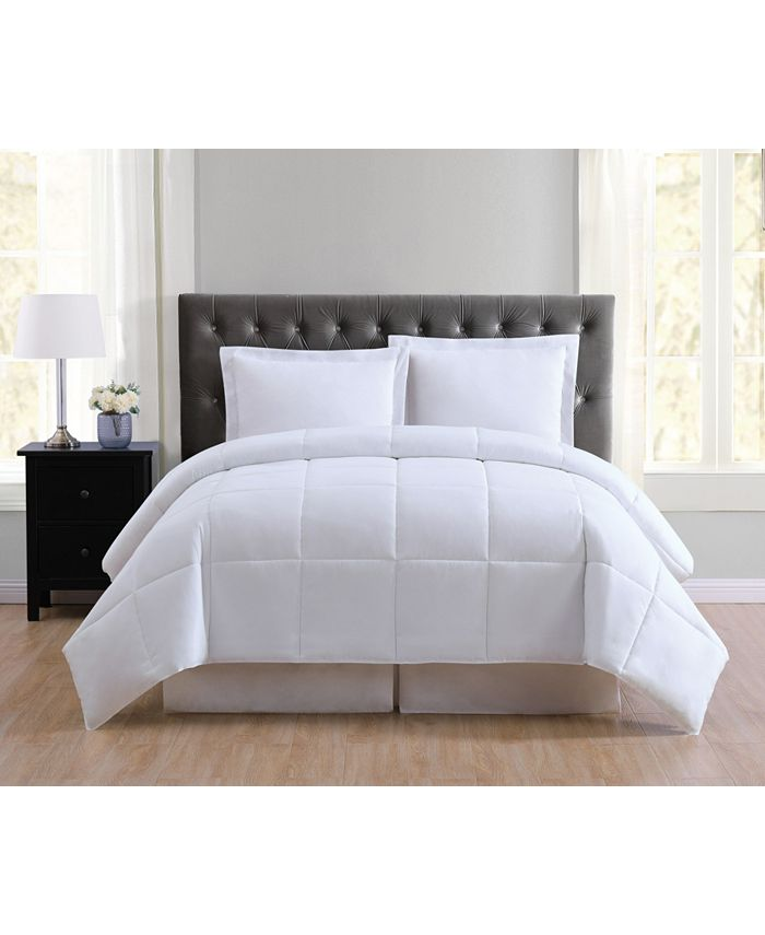 Truly Soft - Everyday Solid 3-Pc. Comforter Sets