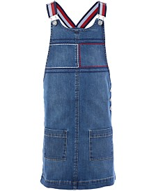Tommy Hilfiger Little Girls Embroidered Skirtall