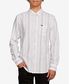 Volcom Men's Clasher Striped Shirt