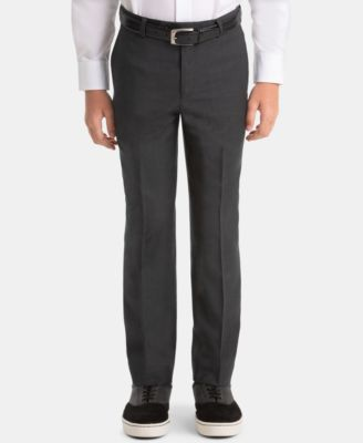 Big Boys Wool Dress Pants