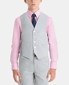 Little Boys Cotton Vest