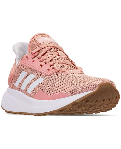 official photos c49f3 d53e9 ... adidas Womens Duramo 9 Running Sneakers from Finish ...