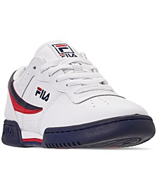 Men's Original Fitness Casual Athletic Sneakers from Finish Line