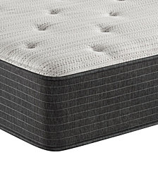 "Beautyrest Silver BRS900-TSS 12"" Luxury Medium Firm Tight Top Mattress - Queen, Created For Macy's"