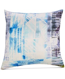 "Dessi Multicolor Silk 20""x20"" Decorative Pillow"