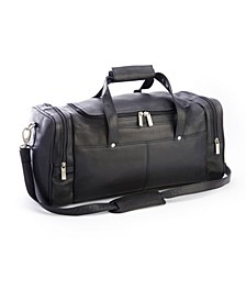 Overnight Duffel Bag with Shoe Compartments