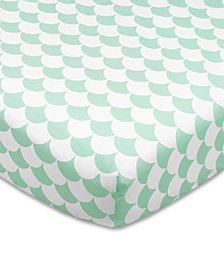 Lolli Living Crib Fitted Sheet