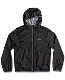 Quiksilver Toddler Boys Contrasted Hooded Jacket