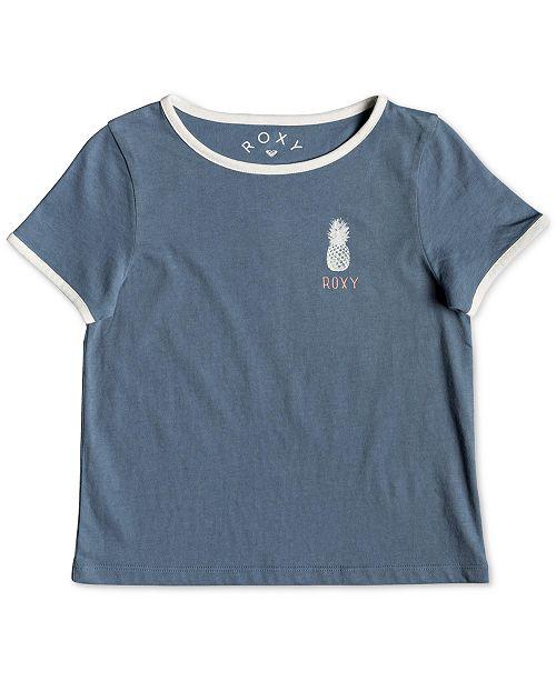 Roxy Little Girls Cotton T-Shirt