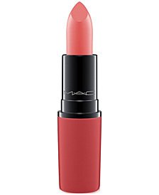 MAC In Monochrome Lipstick - See Sheer