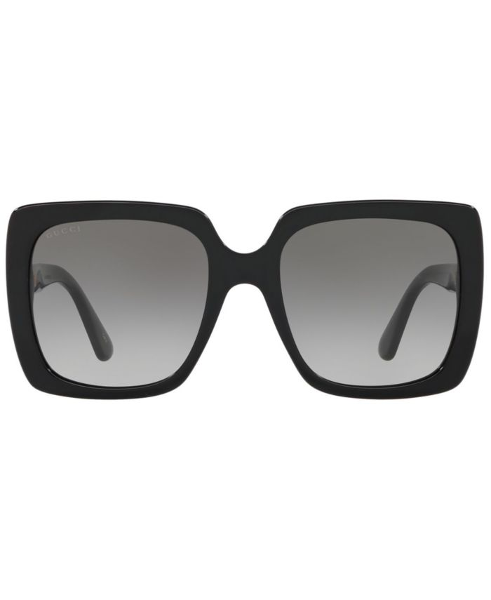 Gucci Sunglasses, GG0418S 54 & Reviews - Sunglasses by Sunglass Hut - Handbags & Accessories - Macy's