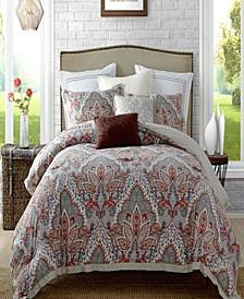 Ellen Tracy Upton Park 5 Pc. Comforter Sets