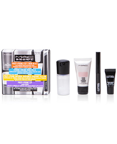 MAC 4-Pc. Prep + Prime Travel Set, A $46 Value!