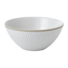 Royal Doulton Exclusively for Maze Grill Hammer White Bowl