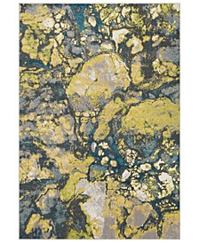 Rafetus ETS-2327 Butter 2' x 3' Area Rug