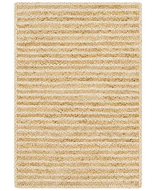 Surya Jambi Jute JBI-1001 Wheat 8' x 10' Area Rug