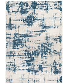 Notting Hill NHL-2302 Teal 2' x 3' Area Rug