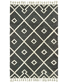 "Oriental Weavers Madison 61407 Gray/Ivory 2'6"" x 8' Runner Area Rug"