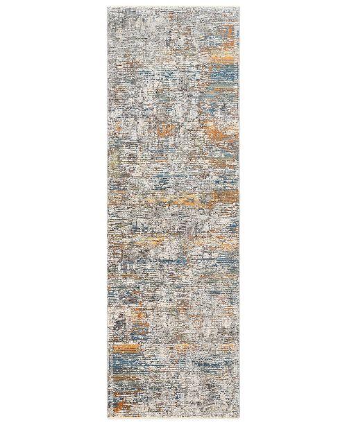 "Surya Presidential PDT-2305  3'3"" x 10' Runner Area Rug"