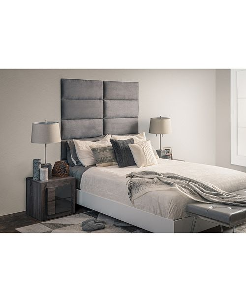 innovative design 66385 ba440 Upholstered Headboards - Accent Wall Panels