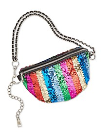 Pride Sparkle Convertible Belt Bag