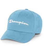 84dd6de9be66f Champion Men s Cotton Twill Logo Hat