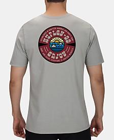 Hurley Men's Beach Break Graphic T-Shirt
