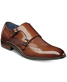 Mabry Double Monk Strap Shoes