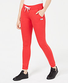Superdry Cinched-Hem Jogger Pants