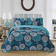 Juliet 3 Piece Quilt Set Full/Queen