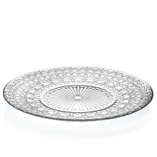 "Lorren Home Trends Medici 10"" Dinner Plates - Set of 4"