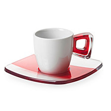 Lorren Home Trends Omada-Italy 6 Piece Espresso Set