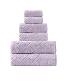 Gracious 6-Pc. Turkish Cotton Towel Set