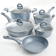 Oster Havendale 9-piece Aluminum Cookware Set