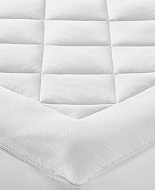 Premium Zip Off Full Mattress Pad, Created for Macy's