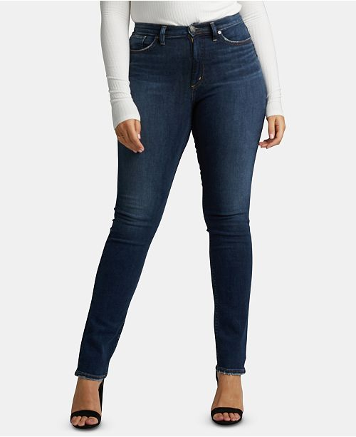 Silver Jeans Co. Silver Jeans Calley Straight-Leg Jeans
