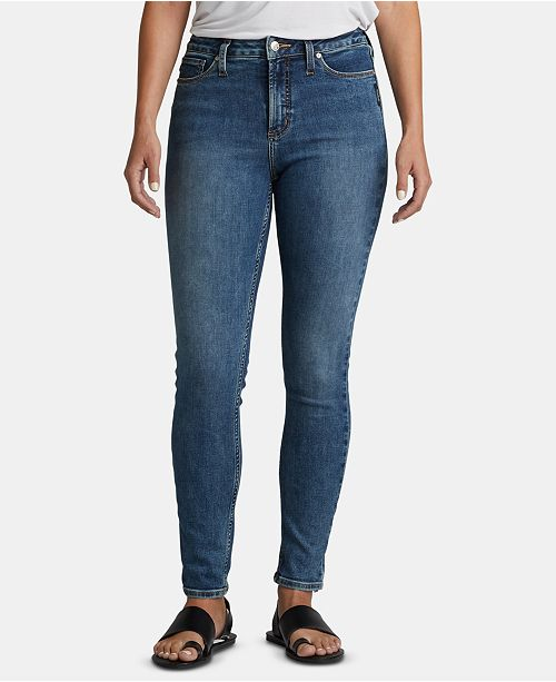 Silver Jeans Co. High Note Skinny Jeans