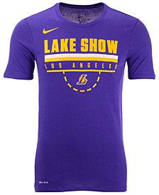 Nike Men's Los Angeles Lakers Team Verbiage T-Shirt