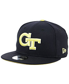 New Era Georgia-Tech Core 9FIFTY Snapback Cap
