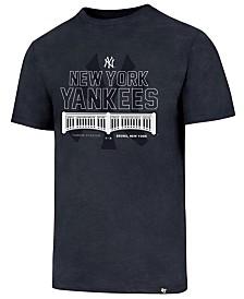 '47 Brand Men's New York Yankees Club Logo T-Shirt