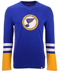 Majestic Men's St. Louis Blues 5 Minute Major Long Sleeve T-Shirt