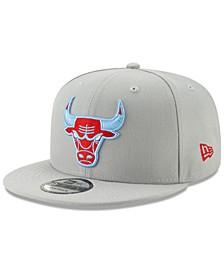 Chicago Bulls City Pop Series 9FIFTY Snapback Cap