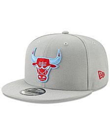 New Era Chicago Bulls City Pop Series 9FIFTY Snapback Cap